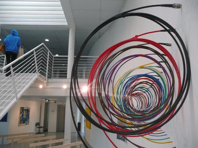 MA Fine Art, Final Exhibition, September 2014.